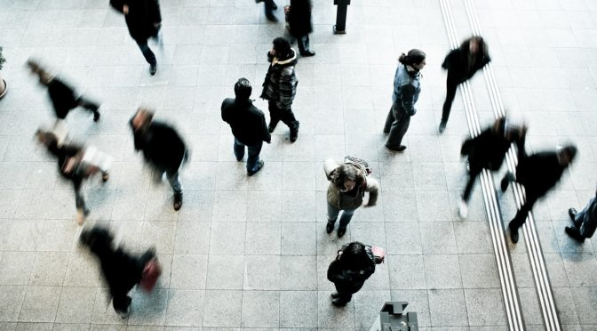 Why You, Business Founders, Need to Get Out Of Your Building And Meet People Now?