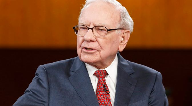 Become Smarter By Following The Warren Buffett's Formula